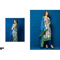 Anum Lawn 2016 Vol 3 Original - 03 Pcs Suit - 8B