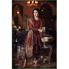 Maria B Eid Collection Master Replica - 03 Pcs Suite - BD04