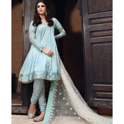 Maria B Eid Collection 2017 Master Replica - 03 Pcs Suite - MBE 403