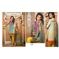 Signature Icon Vol 2 Eid Collection 2016-2017 Original - 03 Pcs Suite - 5A