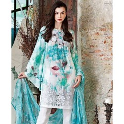 Gul Ahmed Festive Collection 2017 - GA 04