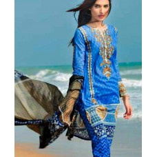 Mahae Eid Collection Designer Embroidered 2016-7-A