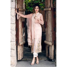 Mahiymaan Eid Collection 2017 Master Replica - 03 Pcs Suite - MNL 04