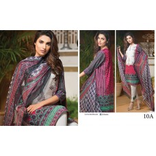 Signature Icon Vol 2 Eid Collection 2016-2017 Original - 03 Pcs Suite - 10A
